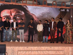 Celebs grace the trailer launch of Syeraa Narasimha Reddy Part 2