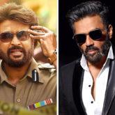 Darbar: Rajinikanth and Suniel Shetty shoot high octane action sequence discreetly in South Mumbai