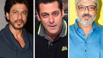 Exclusive Will Shah Rukh Khan step into Salman Khan's place for Sanjay Leela Bhansali's Inshallah