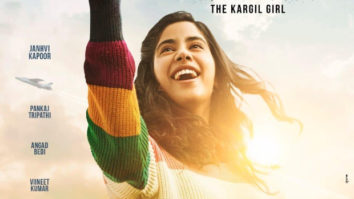 FIRST LOOK: Janhvi Kapoor transforms into combat pilot Gunjan Saxena in Kargil Girl; the film to release on March 13, 2020
