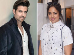 Here's how Hrithik Roshan helped Sameera Reddy with her stammering