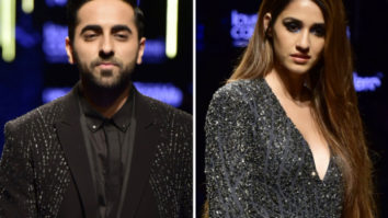 Lakme Fashion Week Winter/Festive 2019: Ayushmann Khurrana and Disha Patani dazzle as showstoppers for Rohit Gandhi and Rahul Khanna