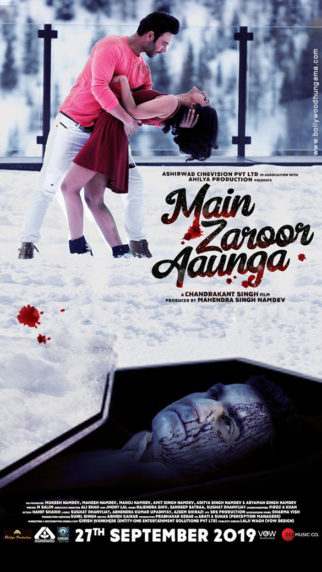 First Look Of The Movie Main Zaroor Aaunga