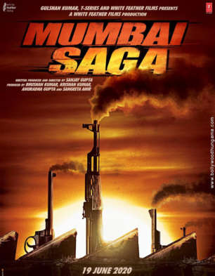 First Look Of The Movie Mumbai Saga