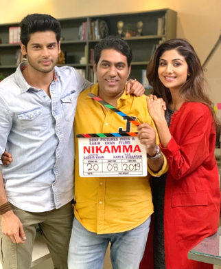 Nikamma: Shilpa Shetty returns to movies with Abhimanyu Dassani and Sabbir Khan's action entertainer