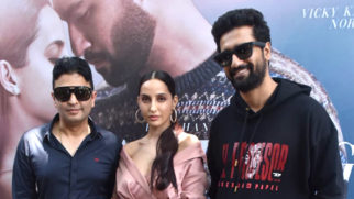 Pachtaoge Song Success Party Event Vicky Kaushal Nora Fatehi Bhushan Kumar