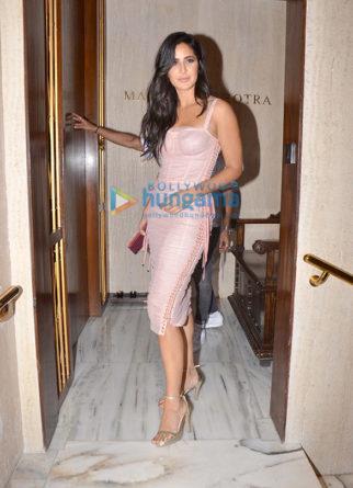 Photos: Celebs grace Manish Malhotra's house party