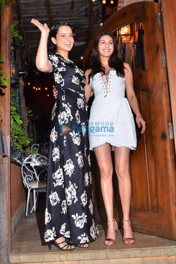 Photos Kangana Ranaut and others grace the success bash of 'Judgemental Hai Kya' (3)