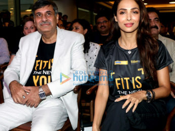 Photos: Malaika Arora launched #WalkPeChal campaign an initiative by Reliance Nippon Life Insurance Company
