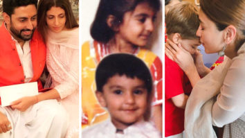 Raksha Bandhan 2019 From the Bachchans to the Kapoors and Pandays, here's how your favorite celebrities celebrated the occasion!