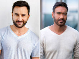 Saif Ali Khan receives a special birthday message from Tanhaji The Unsung Warrior co-star Ajay Devgn