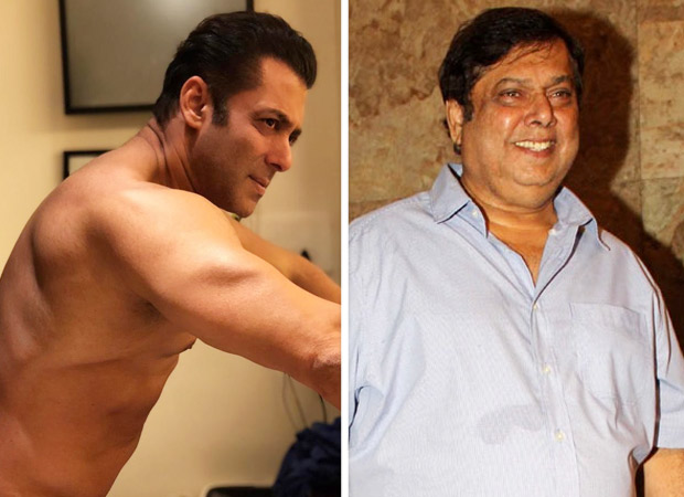 Salman Khan wishes David Dhawan with an adorable throwback picture!