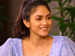 Shah Rukh Khan - The Actor I'm Dying To Work With Next Mrunal Thakur Rapid Fire Batla House