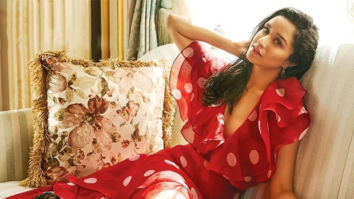 Shraddha Kapoor looks ravishing in the red retro look on the cover of Grazia Magazine