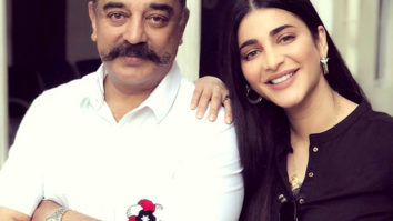 Shruti Haasan shares a heart-warming post for her father Kamal Haasan as he completes 60 years in film industry