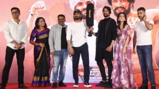 Suniel Shetty, Kichcha Sudeepa and others grace the trailer launch of Pehlwaan Part 1
