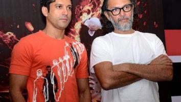 TOOFAN: Farhan Akhtar and Rakeysh Omprakash Mehra kick-start the shoot on Janmashtami