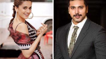 Taapsee Pannu begins shooting for her next Tamil film alongside Jayam Ravi