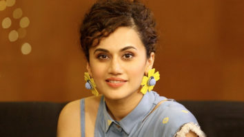 Tapsee's Hilarious Rapid Fire Entertainment at its best Akshay Vidya Mission Mangal
