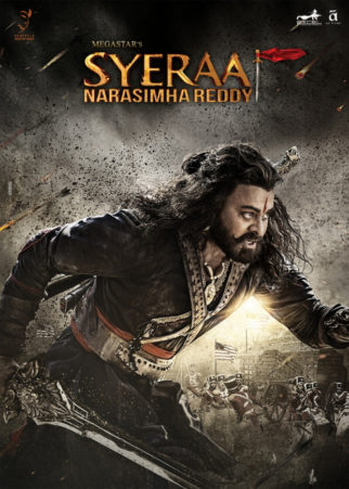 """This story has all kind of emotions suitable to a commercial film"" - says Chiranjeevi about Sye Raa Narasimha Reddy"
