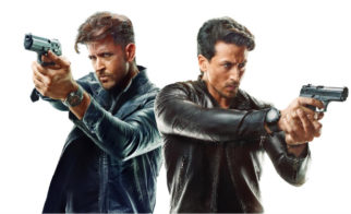 WAR: Hrithik Roshan and Tiger Shroff's action sequences took one year to design