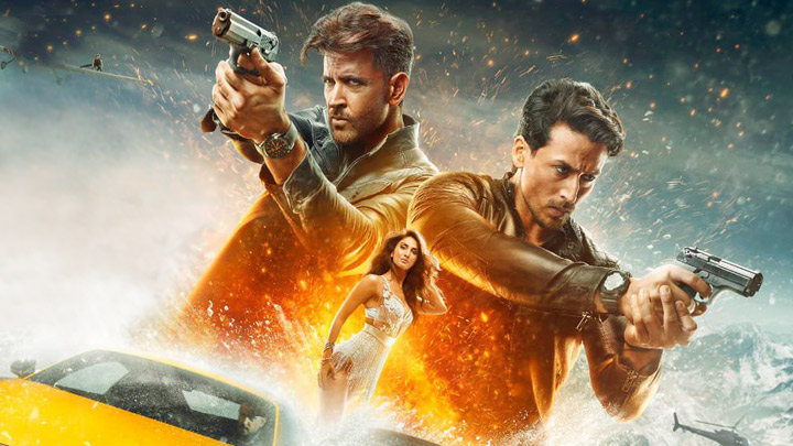 War: Official Trailer | Hrithik Roshan | Tiger Shroff