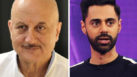 Would like you to see another truth about Kashmir - Anupam Kher to comedian Hasan Minhaj
