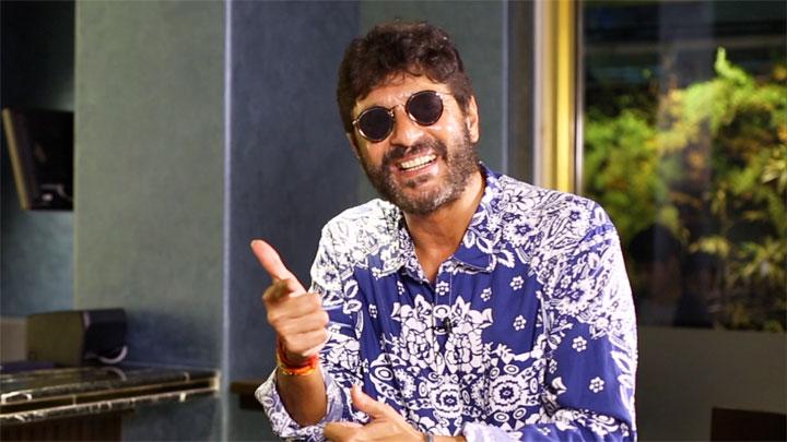 """Kartik-Ananya Ya Tiger-Ananya"" Chunky Pandey's AMAZING Rapid Fire SRK Akshay Kumar Sajid"