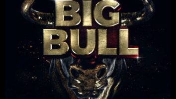 Abhishek Bachchan reveals the first poster of The Big Bull – An Unreal Story and it looks kick-ass!