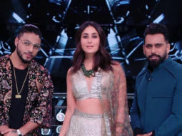Ahead of her 39th birthday, Kareena Kapoor Khan cuts two-tier cake on the sets of Dance India Dance