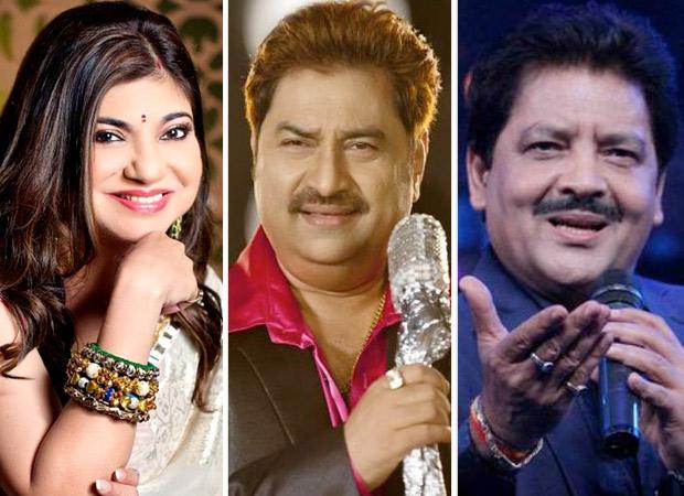 Singers Alka Yagnik, Kumar Sanu and Udit Narayan asked to cancel their concert by a Pakistani organiser