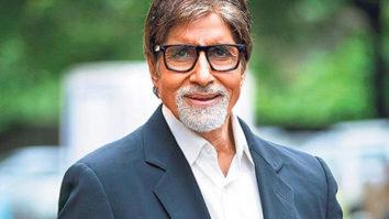 Amitabh Bachchan is deeply grateful to receive Dadasaheb Phalke Award