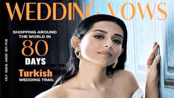 Amrita Rao On The Cover Of Wedding Vows