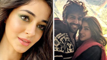 Ananya Panday opens up about her equation with the new couple of Bollywood, Kartik Aaryan and Sara Ali Khan