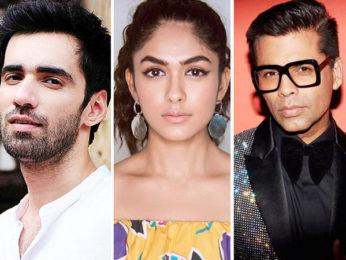 Avinash Tiwary and Mrunal Thakur to star in Karan Johar's Netflix movie, Ghost Stories