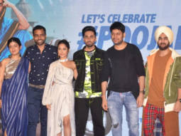 Ayushmann Khurrana, Nushrat Bharucha, Annu Kapoor & others at Musical Night of Film Dream Girl