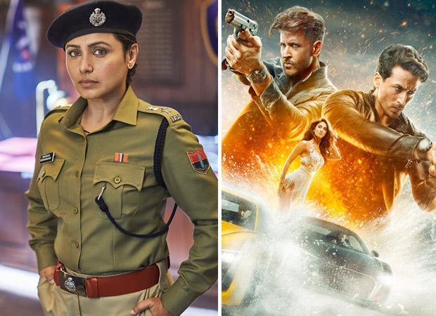 BREAKING: Rani Mukerji-starrer Mardaani 2 teaser attached with War