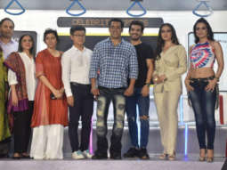 Celebs grace the launch press conference of Bigg Boss with Salman Khan   Part 1