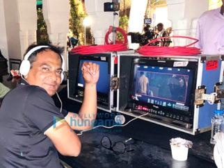 On The Sets From The Movie Bole Chudiyan