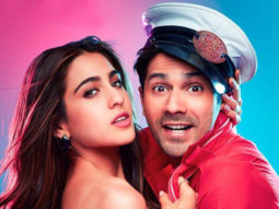 Coolie No 1 After the fire incident, Varun Dhawan, Sara Ali Khan cool their heels
