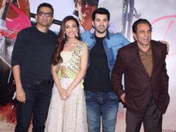 Dharmendra, Karan Deol and Sahher Bambba grace the trailer launch of the film Pal Pal Dil Ke Paas Part 1