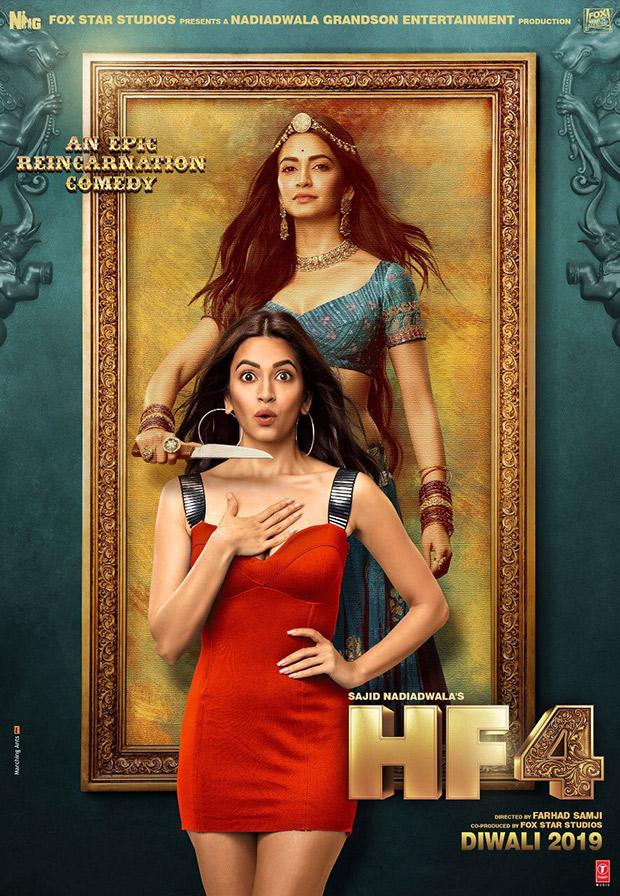 Housefull 4: Kriti Kharbanda's avatars as Neha and Meena are all sorts of ethereal and epic!