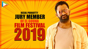 """EXCLUSIVE – Resul Pookutty """"NO need to SHOW Censored films in festivals"""" El Gouna Film Fest 2019"""