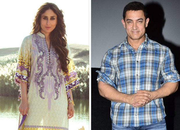 EXCLUSIVE Kareena Kapoor to romance Aamir Khan in college in first schedule of Laal Singh Chadda!