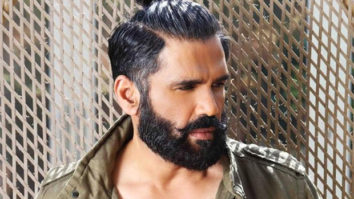 Suniel Shetty did his own stunts after being called 'wooden material' in the 90s