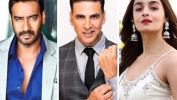 From Ajay Devgn to Alia Bhatt, Bollywood celebrities wish Akshay Kumar on his birthday