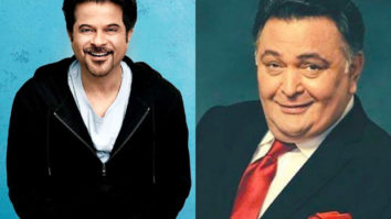 Anil Kapoor refers to Rishi Kapoor as James, as he wishes him on his birthday