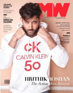 Hrithik Roshan On The Cover Of MW