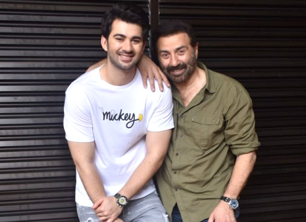 I am not only an anxious father but also a tense  producer - says Sunny Deol on Karan Deol's debut in Pal Pal Dil Ke Paas