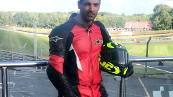 John Abraham gets permission to shoot at Isle Of Man, to kick off his racing movie in April 2020
